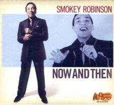 Smokey Robinson : Now and Then CD (2010) ***NEW***