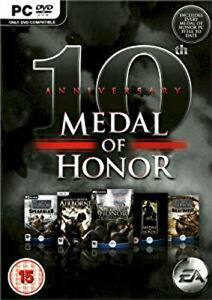 Medal Of Honor 10th Anniversary (PC GAME) •SHIPPING •ALWAYS FAST •ALWAYS FREE•