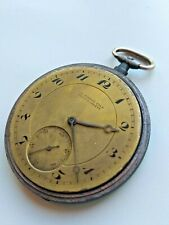 TISSOT Vintage Swiss pocket watch.