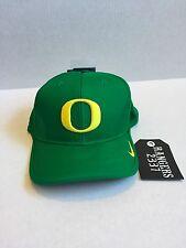 Nike Oregon Ducks Apple Green Sideline Coaches Performance Hat Cap Adjustable