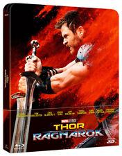 Thor - Ragnarok (BD3D Steelbok)