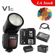Godox V1C Camera Flash 2.4G TTL X2T-C Bluetooth Mobile Phone Transmitter F Canon