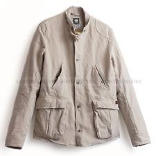 G-STAR RAW MENS OVERSHIRT JACKET BLAZER MILITARY KHAKI SIZE  L /LARGE