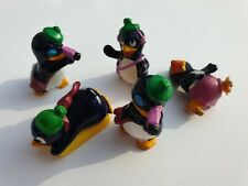 ⭐ Vintage 1990's KINDER SURPRISE Egg PEPPY PENGUINS Pingus Pingu Retro TOY ⭐