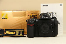 MINT Nikon F6 35mm SLR Film Camera Body w/box