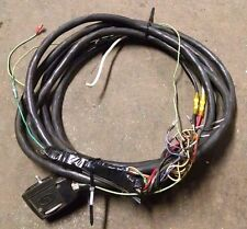 Motorola Mitrek Motrac Mocom 70 Clam Shell Control Head Power Cable Ykn4066a