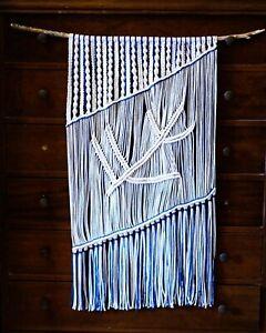 Elder Sign, Segno degli antichi macrame wall hanging