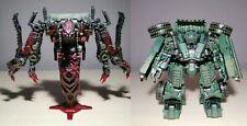 "Aoyi Mech BMB Transformation Robot LOT - ""Overload"" & ""Roaring"" Voyager (Custom)"