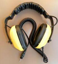 Underwater headphones for  Quest Q30 Metal Detector
