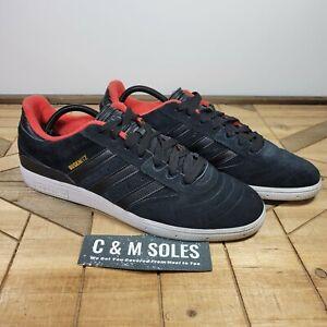 Adidas Busenitz Black Red Size 13 Dennis Skate Shoes D68823