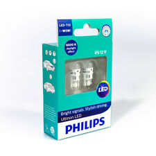 Philips W5W LED T10 Vision Car White 6000K Interior and Parking Day Light 12V