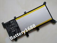 Genuine C21N1347 Battery 37Wh for Asus X555 X555L X555LA X555LD X555LN X555MA