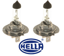 Set of 2 - Hella Headlight Bulb - H7 Halogen (12V - 100W) FOR OFF ROAD USE ONLY