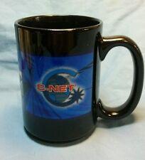 C-NET TALL BLACK COFFEE CUP