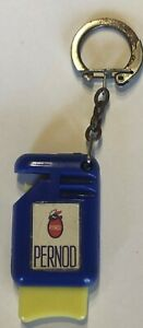 Ancien Porte clés  KEY RING  PERNOD PMU PINCE TICKET JEU
