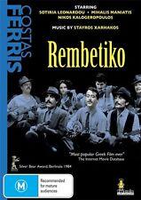 NEW Rembetiko (DVD)