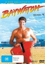 Baywatch : Season 4 (DVD, 2007, 6-Disc Set)