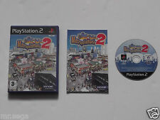 METROPOLISMANIA 2 for PLAYSTATION 2 'VERY RARE & HARD TO FIND'