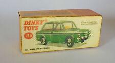 Repro Box Dinky Nr.138 Hillman Imp Saloon