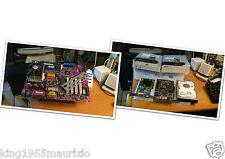 SCHEDA MADRE- ECS P4VXASD-DDR-SDRAM+CPU-PENTIUM 4 - 1.70GHZ+MOLTI ACCESSORI