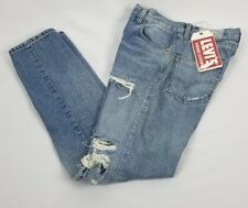 NWT LEVIS VINTAGE CLOTHING BIG E 1967 505 0217 SELVAGE DENIM MENS JEANS W28 L31