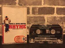 Take a Bite Outta Rhyme A Rock Tribute to Rap Insane Clown Posse Cassette Tape