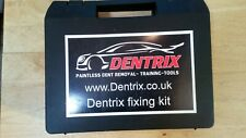 DENTRIX FIXING KIT / LEVERAGE KIT Paintless Dent Repair Tools & PDR Accessories