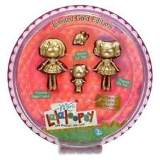 New Mini LaLaLoopsy Limited Gold Edition Collectible Doll Figures Squirt LiL Top