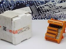 1x Weidmuller RS-NI 3/BLD-PNP - 24V Modul Relay Coupler - Control Systems & PLCs