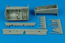 AIRES 2096 Wheel Bay for Trumpeter® Kit F-8 Crusader in 1:32