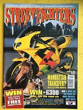 Streetfighters Magazine - Issue 68  Oct 1999 - Performance & Custom Motorcycles