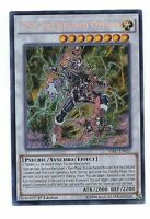 *** PSY-FRAMELORD OMEGA ***  SECRET RARE (ORIGINAL) HSRD-EN035 MINT/NM YUGIOH!