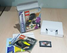 Lego Bionicle Nintendo Gameboy Advance GBA SP  DS Genuine Pal