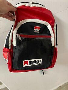 Backpack Marlboro Collectable Memorobillia