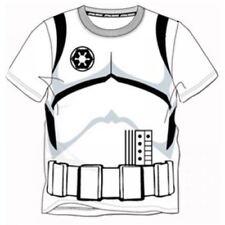 Abbigliamento bianchi Disney con girocollo per bambini dai 2 ai 16 anni