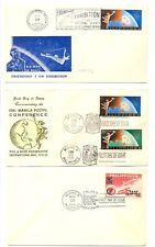 PHILIPPINES 1960/62 --6 x FDC --F/VF----