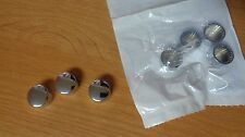HARLEY DAVIDSON CHROME CLASSIC COVERS ENGINE CASE SCREW COVERS P/N 94918-07
