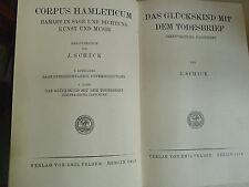 Corpus Hamleticum, Hamlet, Hamlet in Sage und Dichtung, Literaturgeschichte,