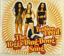 Maxi CD - Passion Fruit - The Rigga-Ding-Dong-Song - A4213