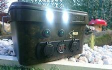 Bivvy carp Fishing, Camping, Bivvy 12v Power Bank,pack, Ideal for sheds.