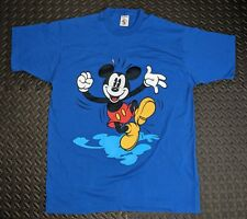 Men's Pre-owned T-Shirt XL Vintage Walt Disney Mickey Mouse Made in USA  Retro
