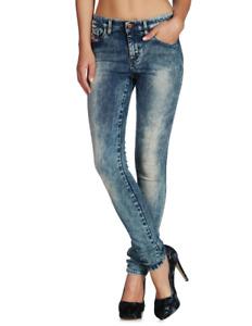 DIESEL Women`s Jeans Size 27 SKINZEE Super Skinny Regular Waist RRP: 200 EUR