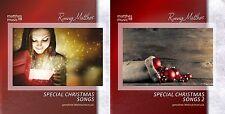 "2 CDs ""Special Christmas Songs"" Vol 1 & 2 - Gemafreie Weihnachtsmusik mit Gesang"