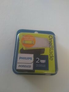 Philips Norelco One Blade 2 Cartridges Pack