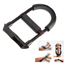 PRO Heavy Duty Spring Wrist Hand Forearm Strengthener Grip Arm Muscle Exerciser