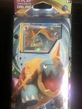 VIVID Voltage Sword And Shield Pokémon DREDNAW Theme Deck  50 Card Deck Code And