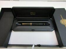 Parker Doufold Writing Instrument Fountain Pen M. Black Model 97812