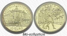 Pièces euro d'Autriche Année 2002 10 Euro