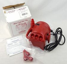 New MINI COOL AIRE PRO Premium Balloon Inflator Filler Air Matress Made in USA