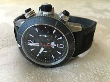 Jaeger Le Coultre JLC Watch Master Compressor Chronograph Navy Seal Spec Ed